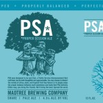 MadTree Brewing Introduces PSA to Canned Beer Core Lineup