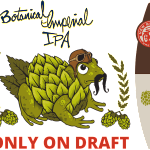 New Belgium Botanical Imperial IPA, Draft Only Hop Kitchen Release