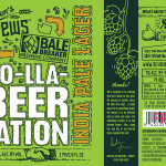 Reuben's Brews & Bale Breaker Brewing Debut CollaBEERation India Pale Lager