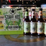 Starr Hill Brewery Releases Four Kings IPA Pack