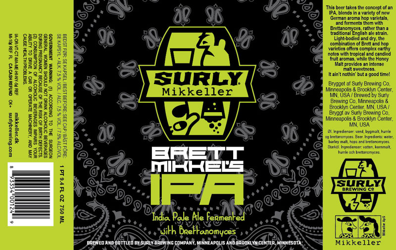 Surly Brett Mikkel's