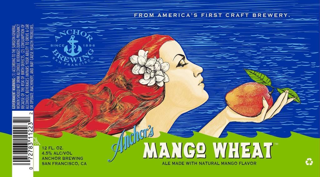 Anchor Brewing - Mango Wheat
