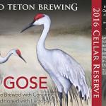 Grand Teton Releases Gose