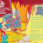 Mispillion River Not Today Satan IPA Debuts This Month