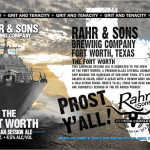 Rahr & Sons Brewing Makes The Fort Worth Available Year Round