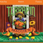 Terrapin Maggie's Peach Farmhouse Ale Returns This Spring