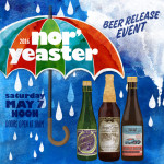 Details on Two Roads Nor'Yeaster Bottle Release May 7, 2016