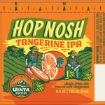 Uinta Brewing Introduces Hop Nosh Tangerine IPA