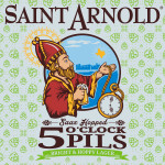 Saint Arnold Introduces 5 O'Clock Pils – The Perfect Anytime Beer