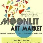 Burial Beer Co. to Host Moonlit Art Markets June-October