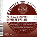 Fort Collins Kettle-Soured Dark Cherry Imperial Red Ale