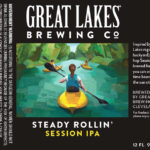 Great Lakes Steady Rollin' Session IPA Debuts This Month