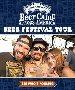 Sierra Nevada Brewing - Beer Camp Across America