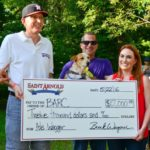 Saint Arnold Ale Wagger Initiative Donates $12k to BARC Animal Shelter and Adoptions