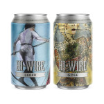 Hi­-Wire Brewing Announces First Can Releases