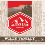 Alpine Beer Company Willy Vanilly Goes National & Year Round