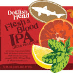 Dogfish Head Introduces Flesh & Blood IPA, Brewed With Citrus