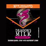 New Holland Releases Dragon's Milk Reserve Raspberry Lemon