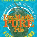 Evolution Craft Brewing Co. Releases DelMarVa Pure Pils