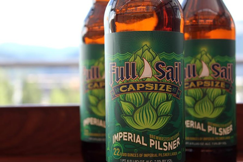 Full Sail Brewing - Imperial Pilsner