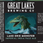 Great Lakes Brewing Lake Erie Monster Imperial IPA Returns This Month
