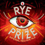 Left Hand Releases Pride Runs Deep & Rye on The Prize