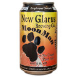 New Glarus Will Begin Canning Moon Man with Updated Label