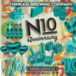 Ninkasi Brewing Celebrates 10 Years with N10 Imperial Blended Ale