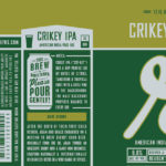 Reuben's Brews Crikey IPA, Debuts June 10th