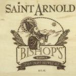 Details on Saint Arnold Bishop's Barrel No. 14