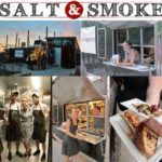 Salt & Smoke Kitchen Opens Full-Time at Burial Beer Co.