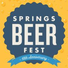 Springs Beer Fest 10th Anniversary