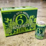 West Sixth Half-Bite IPA Debuts Next Week