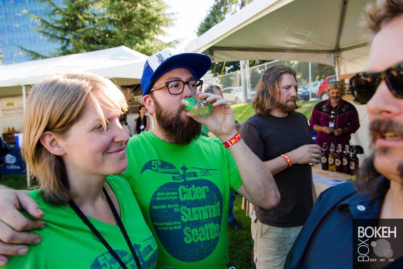 Cider Summit Seattle
