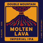 Double Mountain Brewery Molten Lava Imperial IPA Returns