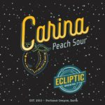 Ecliptic Brewing Launches a New Year-Round Peach Sour