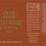 Great Divide Brewing Announces New Beers and Returning Favorites