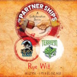Heavy Seas & Terrapin Barrel-aged Rye Wit, Third Partner Ship Beer