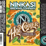 Ninkasi Hop Cooler Citrus IPA Joins Year Round Flagship Series