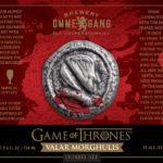 Ommegang Valar Dohaeris Tripel Ale, Latest Game of Thrones Beer