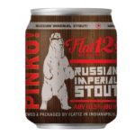 Flat12 Bierwerks to Release 8oz Pinko! Russian Imperial Stout Cans