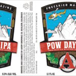 Avery Brewing and FREESKIER Partner Up, Brew Pow Day IPA