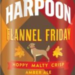 Harpoon Brewery's New Fall Seasonal Flannel Friday