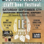 Inland Empire Brewers Guild Summer Send Off Beer Festival