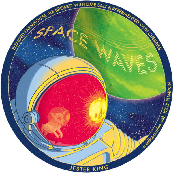 Jester King Space Waves