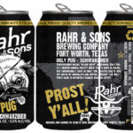 Rahr & Son Brewing Transition Ugly Pug to Cans