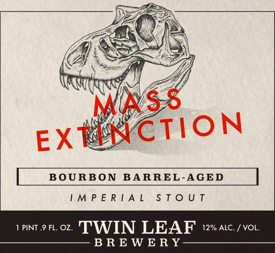 Twin Leaf Mass BA Extinction