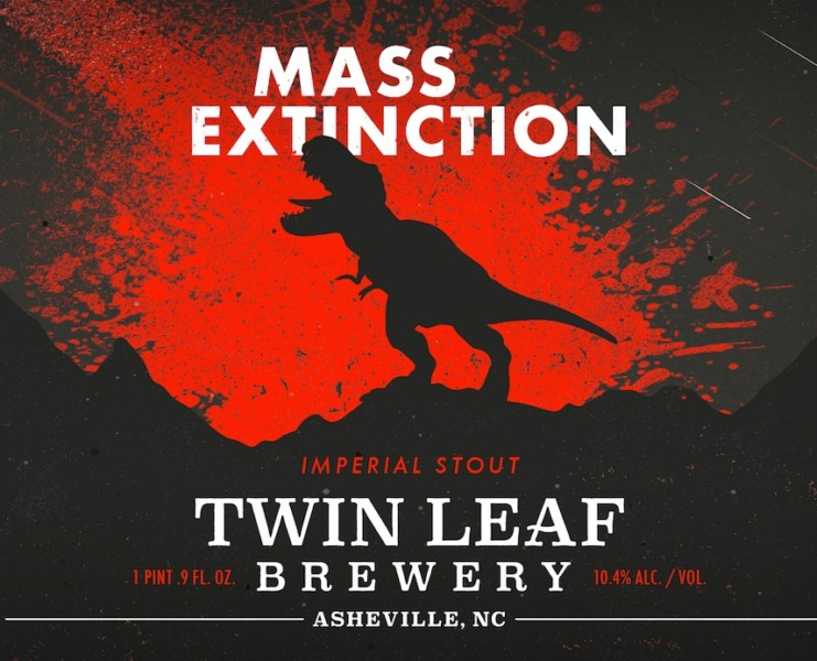 Twin Leaf Mass Extinction IS
