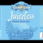 Wicked Weed & Creature Comforts Release Juiceless IPA