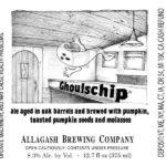 Allagash Ghoulschip Bottle Release Details
